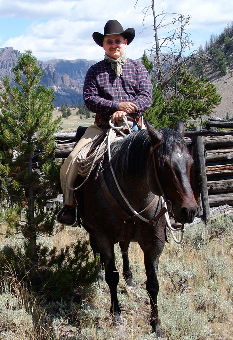 Wyoming Saddle Maker - Keith Valley in Jackson Hole Wyoming.  Video by Voice of America, Washington D.C. USA. Reporter Philip Alexiou